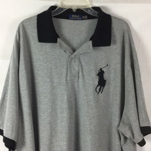 Polo by Ralph Lauren Big Pony Polo Shirt